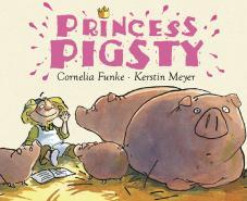 Princess Pigsty book cover