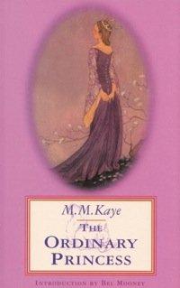 The Ordinary Princess book cover