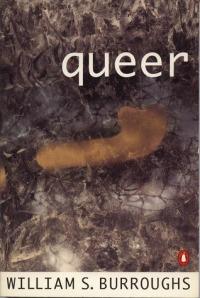 Book COver William Burroughs Queer