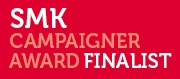 Sheila McKechnie Foundation award finalist logo
