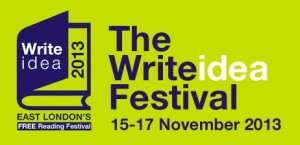 Write Idea Festival Fringe logo 15-17 November 2013