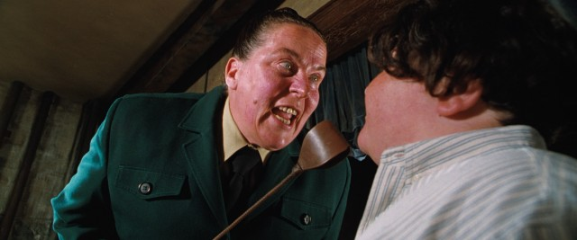 Ms Trunchbull from Matilda